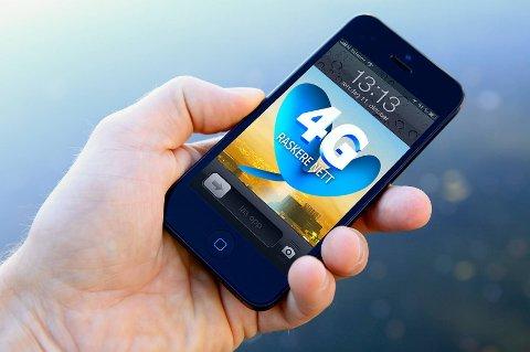 Telefonen din kan snart scanne kredittkortet.