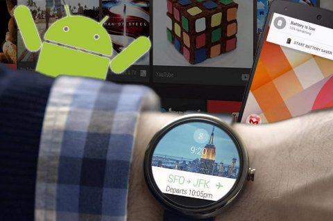 Google viste nylig fram sine nye produkter.