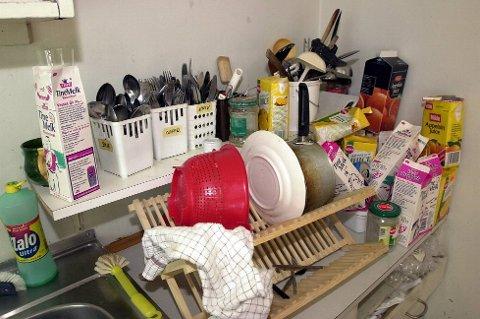 Har du det slik på kjøkkenet? Da bør du nok ta Mattilsynets tore kjøkken-quiz!