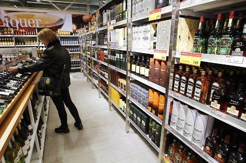 Nå handler vi mer vin enn før. Årsaken er de nye taxfreekvotene som tillater at du bytter tobakkskvoten med mer alkohol.