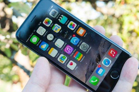 Apples nye iPhone 6 har fått større skjerm, og mer futt.