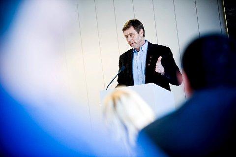 - Jeg aksepterer ikke en bom bare Drammen får glede av, sier ordfører i nedre Eiker, Bent Inge Bye.