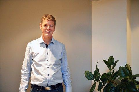 Daglig leder Anders Pladsen i Kirkens Bymisjon i Tønsberg er glad for signalene i forslag til statsbudsjett for neste år.