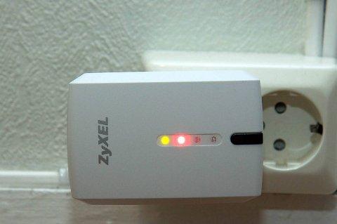 Denne dingsen gir deg bedre rekkevidde på det trådløse nettet.