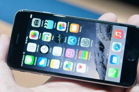 iOS 8.1 gir deg nye funksjoner og smartere bildelagring.