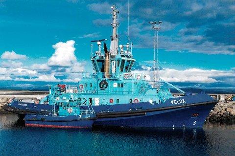 Østensjø rederi vil benytte eksisterende taubåter i kombinasjon med bygging av to nye hjelpefartøyer med 5 tonn trekkraft hver.