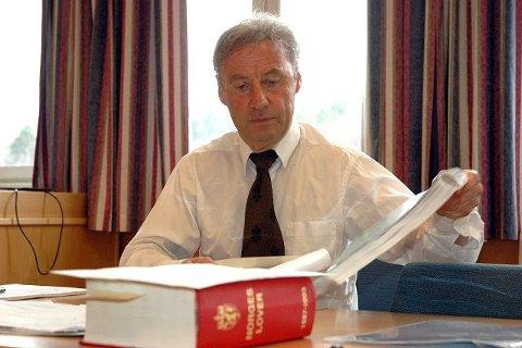 Kommuneadvokat Ivar Otto Myhre mener fallet ikke er kommunens ansvar.