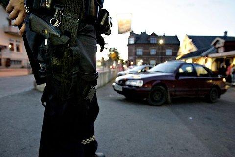 Politiet i Vestfold bisto Søndre Buskerud politidistrikt etter et skuddrama i Drammen.