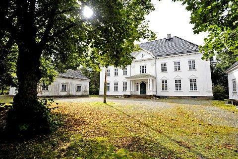 Perle Midt i planområdet ligger eiendommen til Norsk Zinkvalseverk, som er en av initiativtagerne til planen.