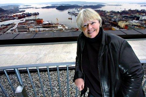 For andre gang har journalist og Dr. philos   Anne Hafstad stukket av med Medie-Norges gjeveste journalistpris. Hun var med på å avsløre vannverksskandalen på Romerike.