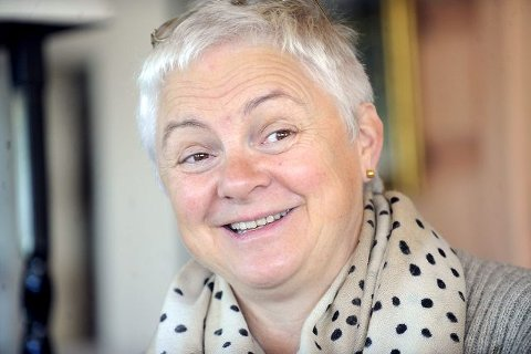 – Jeg ble fascinert av romanene til Ragnhild Jølsen og måtte finne ut mer om henne, forklarer Arnhild Skre.