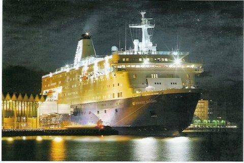 «Prinsesse Ragnhild» trafikkerte også Stavanger et par år.