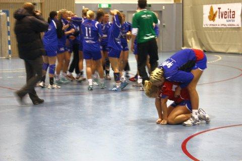 HK Rygge tapte torsdag kveld for Oppsal.