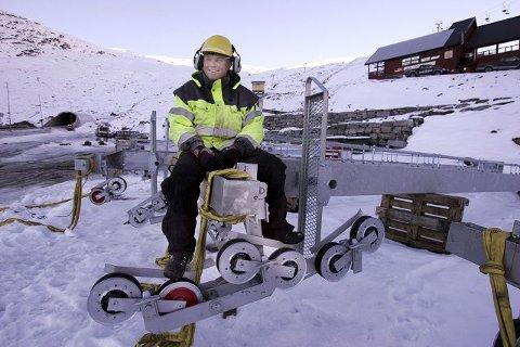 RØLDAL: Oddvar Bratteteig er ikke bekymret for været. ARKIVFOTO: KAI-INGE MELKERAAEN