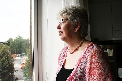 Kari Hilde French, som bor i Bydel Nordstrand, tror at sønnen skal komme tilbake til Norge.
