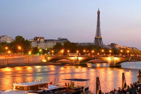 Eiffeltårnet og Seinen er Paris i et nøtteskall, men også markedene er en sentral del av bybildet.