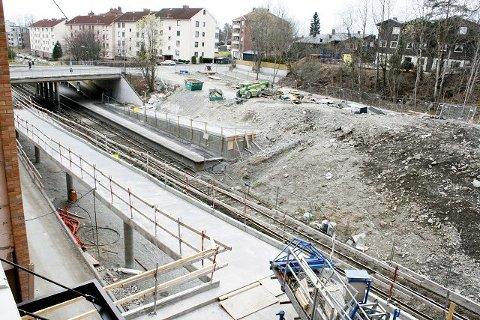 Lambertseterbanen skal oppgraderes og det blir buss for bane fra 21. juni til 15. august på strekningen Helsfyr-Bergkrystallen.