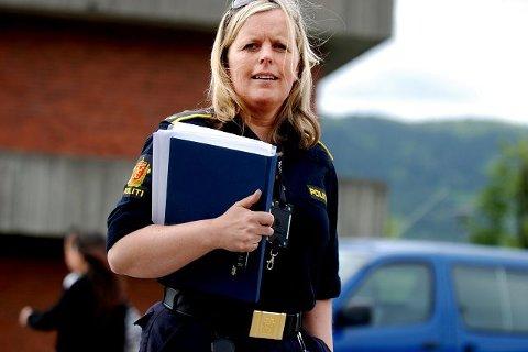 – Det denne gutten er blitt utsatt for er så alvorlig at vi tok tak i det med en gang, sier Kari Benjaminsen, leder for forebyggende på Drammen politistasjon.