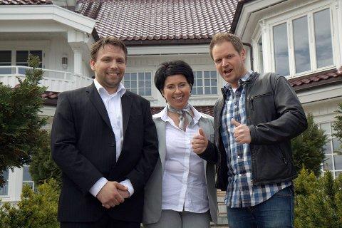 Det nye programmet «Solgt!» på NRK lar meglere konkurrere om å gjette boligens pris. Programmet har vært såpass populært at det blir ny runde til høsten.