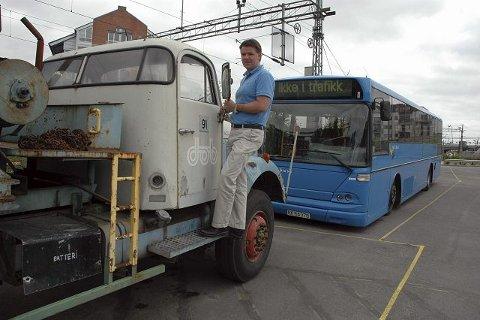 Nettbuss tjøme