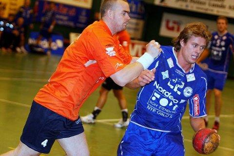 Simen Strømberg kjempet godt mot Viking og scoret fire mål. Ungguttens siste nettkjenning var bare herlig.