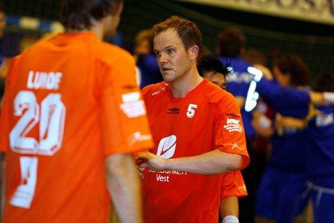 Vikings store stjerne, Kjetil Strand, var skuffet etter tapet mot BSK/NIF.