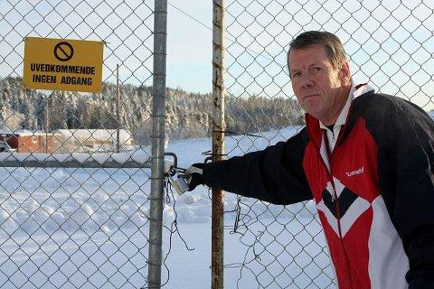 Sist vinter ivret blant andre Arild Andersson for at den gamle plata på Grønmo må kunne brukes som utfartsparkering for skifolket. Nå vil han og bydelsutvalget purre opp saken.