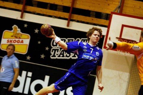 Anders Tverdal scoret seks mål mot Follo.