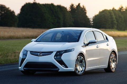 En omlegging av bilavgiftene med sterkere fokus på forbruk og utslipp vil begunstige Opel Ampera.