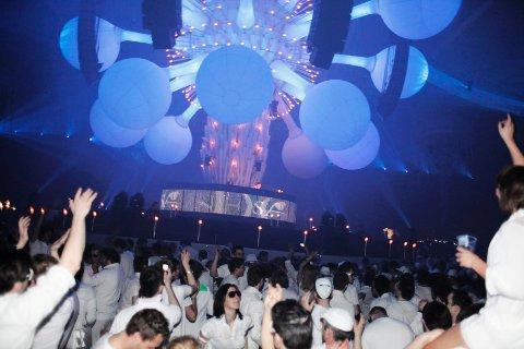 Det blir ingen flere «Sensation» i Telenor Arena. Bildet er fra arrangementet i 2011 da pressen ikke var ønsket adgang til årets «Sensation».