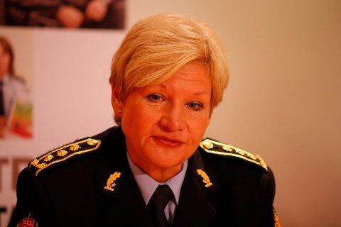 – Når vi har narkotikaaksjoner på skoler, er det etter en samarbeidsavtale mellom Utdanningsetaten og politiet, sier Gro Smedsrud, stasjonssjef på Manglerud.