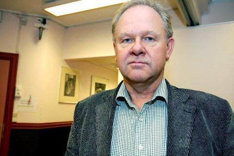 Lier SVs Runar Gravdal fra Lierskogen hadde noen tunge timer fra meldingen om at hans yngste sønn var skutt, til han fikk vite at sønnen hadde overlevd massakren på Utøya.