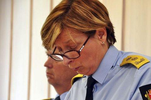 Politimester i Nordre Buskerud politidistrikt, Sissel Hammer får kritikk.