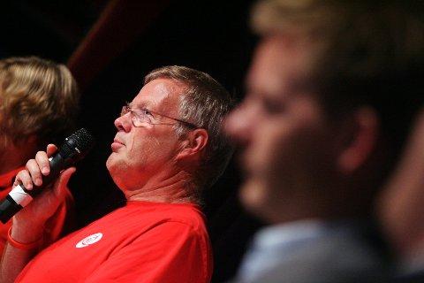 Tomas Colin Archer, Moss Aps ordførerkandidat
