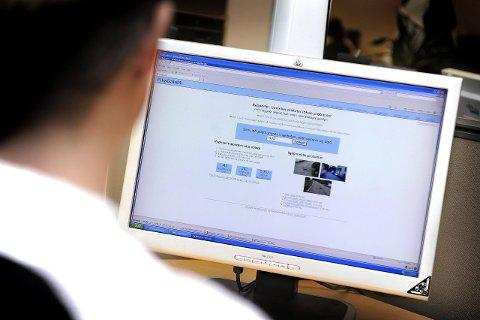 NY nettside: FiksGataMi har pusset opp nettsiden for å gjøre den mer brukervennlig. Foto: Christian Clausen