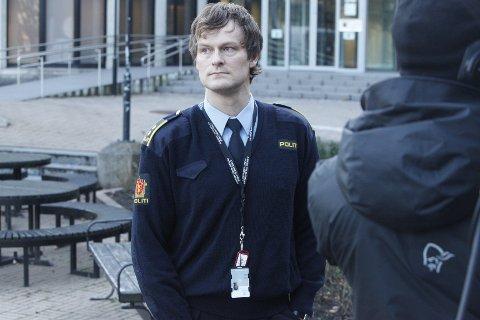 Politiadvokat Morten Stene er ferdig med etterforskningen av Gunnarsson-saken.