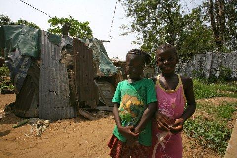 Fredsprisen har gitt nye krefter til håp i Liberia. Ungdommen og presidenten representerer håpet, mener Kjetil Dybvik. Foto: Privat