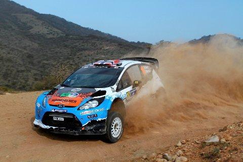 Mads Østberg og Jonas Andersson gjennomførte et godt rally i Mexico og sikret seg viktige VM-poeng.