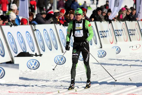 Arne Post gikk inn til en sterk sjuendeplass i eliteklassen i Birkebeinerrennet i 2011. ILLUSTRASJONSFOTO: Henrik Aasbø