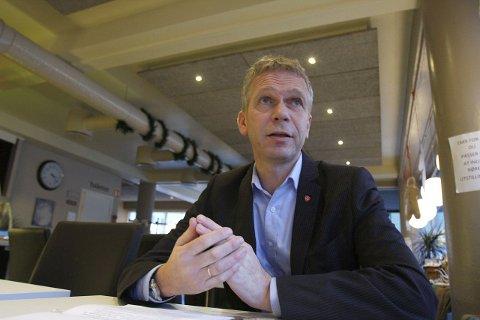 Siste periode: Saudabuen Torfinn Opheim er inne i sin andre periode som stortingsrepresentant. Det blir også hans siste.Arkivfoto: Frank Waal