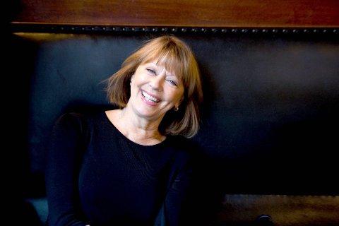 Først ut: Lill Lindfors åpner AnJazz med konsert i Hamar Teater.Foto: Scanpix