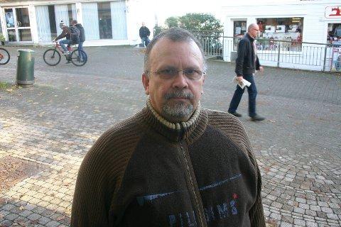 FIKK STIPEND: Rune Belsvik. Arkivfoto: Truls Horvei