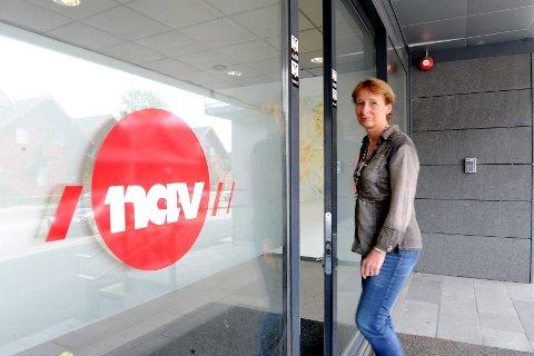 Helse- og sosialsjef Lise Tanum Aulie i Sandefjord kommune anslår at kommunen kan spare rundt fem millioner kroner årlig dersom unge «navere» må gjøre en arbeidsinnsats for sosialhjelpen de mottar.  FOTO: PER LANGEVEI