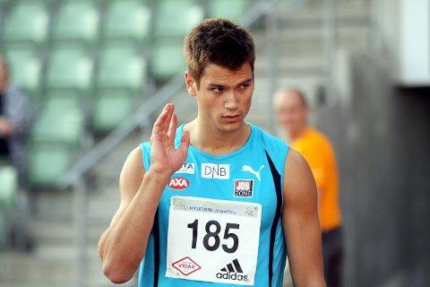 Vladimir Vukicevic imponerte i sin EM-debut i seniorsammenheng.