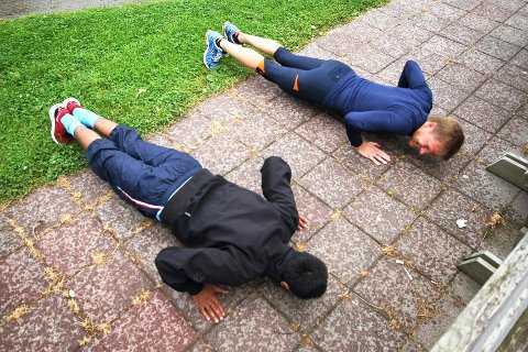 På Spenst Moss kan du få gode kostholdstips og treningstips.