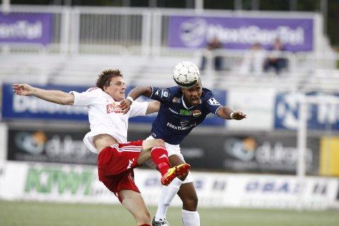 Jørgen Horn kan bli lagkamerat med Ola Kamara.