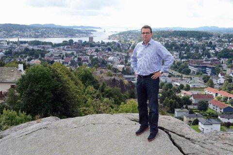 Agnar Aspaas fra Sandefjord blir nytt medlem i styret for Vestfold Festspillene.