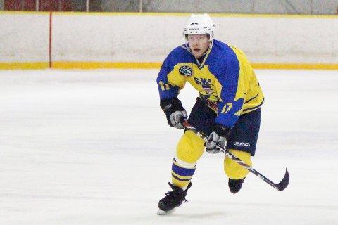 Axel Reimblad ble toppscorer med ni mål mot Haugesund Seagulls i helgen.
