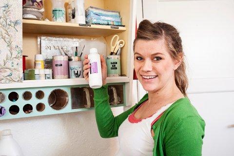 Decourage lim er en av Julies absolutte favoritter. Kan brukes til nesten alt. Ta en titt på bloggen så får du se!