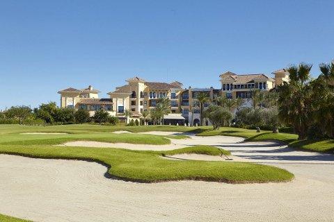 Mar Menor Golf Resort sør for Alicante i Spania er et av reisemålene Golfreiser fokuserer mest på.